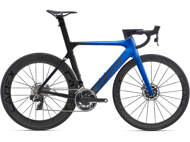 Giant Propel Advanced SL Disc electric blue/metallic black gloss matte